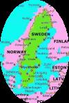 SWEDEN 4 M