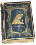 William & Louisa Cornell's Bible, a wedding gift in 1853
