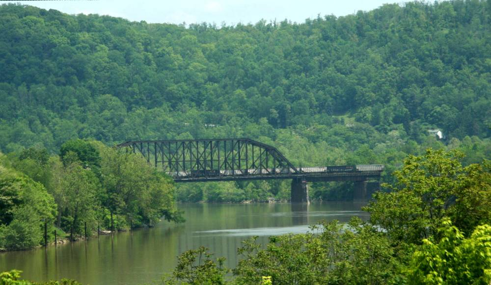 32 Facts About the Monongahela River: (PA's 2013 River of the Year) (1/5)