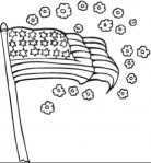 american-flag-in-flowers-coloring-277x300