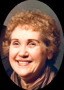 My mother, Nancy Briskay Cornell Lipsius
