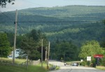 Coming into Laughlintown