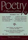 Poetry Magazine---December 1943
