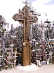 The Hill of Crosses in Šiauliai, Lithuania