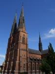 Sweden   Uppsala domkyrka