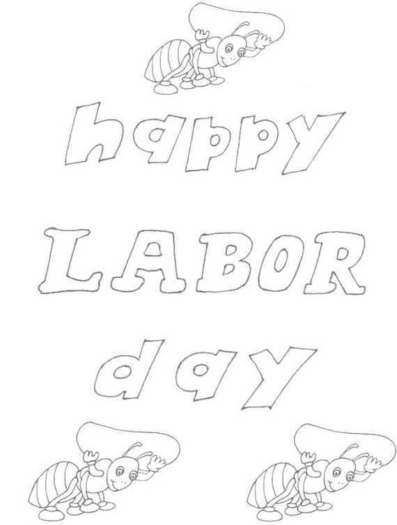 Apples4theteacher Coloring Pages : Labor day children s stories poems more carolyn